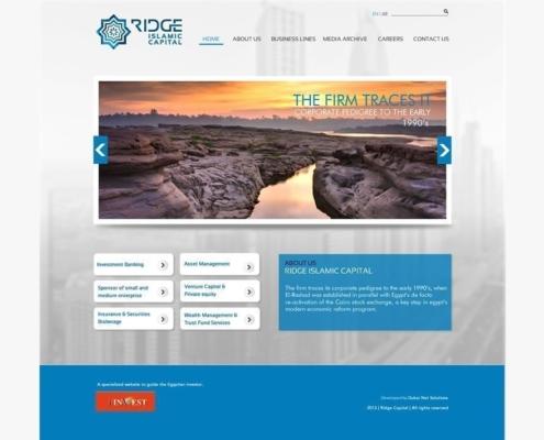 Ridge-featured